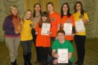 Команда гимназии № 1 г. Горки одержала победу в областном историко-краеведческом конкурсе