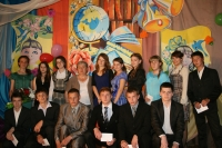 В Горках талантливых детей наградили персональными премиями райисполкома