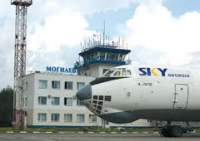 Могилевский аэропорт в 2012 году проведет капремонт взлетно-посадочной полосы и перрона
