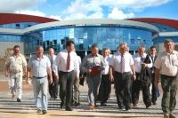 Премьер-министр Республики Беларусь Михаил Мясникович оценил подготовку Горок к «Дожинкам-2012″