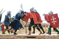 Программа праздника средневековой культуры  «Рыцарский фэст. Мстиславль – 2012»