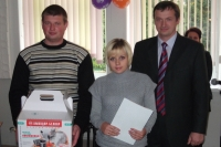 В гимназии № 1 города Горки прошло торжество в честь праздника мам