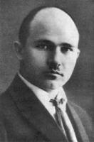 Памятны знак Максiму Гарэцкаму