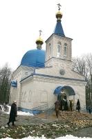 В Горках новый храм в честь Иконы Божией Матери «Спорительница хлебов» освятил епископ