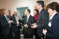 Отдел статистики Горецкого района принял группу международных экспертов