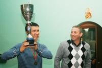 Футбольный клуб «Горки» отпраздновал двойную победу