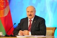 В Национальной библиотеке Президент Беларуси дал большую пресс-конференцию