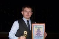 Лучшим студентом 2011-2012 учебного года БГСХА стал Алексей Дашкевич