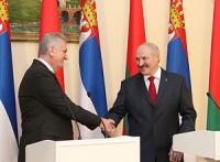 Беларусь и Сербия полны решимости в течение года значительно продвинуть отношения