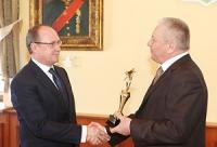 В Могилеве наградили лучших предпринимателей региона 2012 года