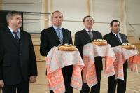 В Горках прошёл товарищеский турнир, посвящённый Дню единения народов России и Беларуси