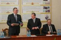 БГСХА и хозяйственный суд Могилёвской области подписали соглашение о сотрудничестве