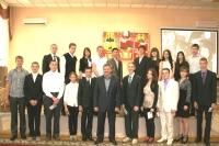 В Горецком районе талантливую молодёжь наградили персональными премиями райисполкома