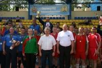 Команда Горецкого и Дрибинского РОВД одержала победу в спартакиаде руководящего состава органов внутренних дел Могилёвской области