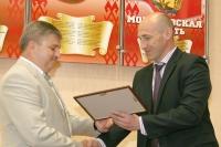 В Горки прибыла награда за победу в республиканском смотре санитарного состояния и благоустройства