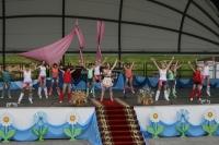 В Горецком районе прошёл выпускной вечер для 322 юношей и девушек