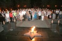 В День города Горки принимали подарки, встречали гостей, награждали тружеников и победителей