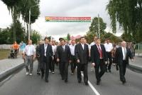 Горецкий район отметил один из главных сельскохозяйственных праздников — «Дожинки»