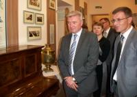 На базе Горецкого района прошло совместное заседание координационного совета