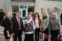 Руководство Горецкого района встретилось со 104 молодыми специалистами