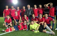 10 сентября состоялся финальный матч за кубок Могилёвской области между командами ФК «Горки» и «МГУП»