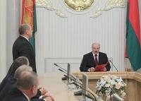 Лукашенко дал согласие на назначение руководителей местных исполкомов