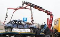 В первый день действия закона о конфискации автомобилей за нетрезвое вождение поймано 77 пьяных водителей