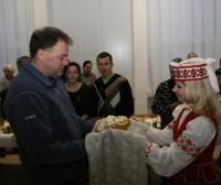 Горки посетили латвийские фермы