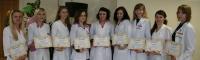 Горецкие медики торжественно приняли в свой коллектив молодое пополнение