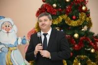 Новогоднее поздравление жителям Горецкого района