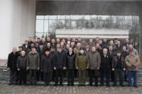 В Горках прошла встреча воинов- интернационалистов