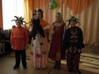 В Ректе праздновали Масленицу