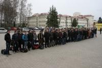 На помощь аграриям Могилевщины отправился студенческий десант из БГСХА