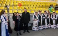 В Горках открылась выставка- ярмарка продукции белорусских производителей