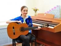 """24 апреля ГУО """"Детская школа искусств г.Горки"""" отмечает 60- летний юбилей"""