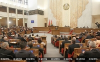 Александр Лукашенко обратился с ежегодным Посланием к белорусскому народу и Национальному собранию