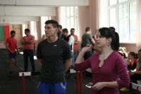 """В Горках прошла районная спартакиада актива ОО """"БРСМ"""""""