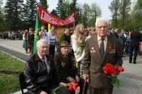 Праздник 9 мая прошел в Горках