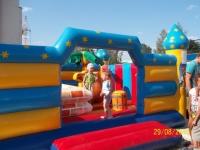 День весёлого двора в микрорайоне Строителей