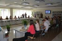Горецкой районной газете вручён Диплом Министерства по чрезвычайным ситуациям и ценный подарок