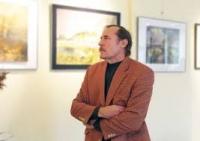 С 20 августа в Горецком музее демонстрируется выставка Фёдора Киселёва в новом формате