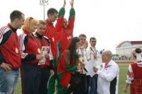 С 23 по 24 августа Горки принимали Х Республиканскую спартакиаду работников КГК