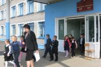 """В рамках акции """"В центре внимания - дети!"""" в Горках провели учебную эвакуацию СШ № 4"""