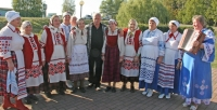 В Горках гостил народный артист России, телеведущий Леонид Якубович