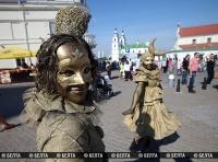 День города в Минске. Фоторепортаж