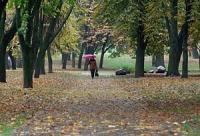 С приходом октября в Беларуси резко похолодает