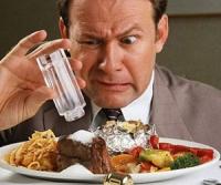 Чрезмерное употребление соли приводит к ежегодной гибели 2,5 млн. человек