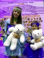 Сёстры Белясовы одержали победы на конкурсе в Румынии