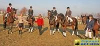 В Горках 6 ноября открылся конный манеж