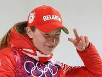 Домрачева претендует на звание лучшей спортсменки года по версии Международной ассоциации спортивной прессы